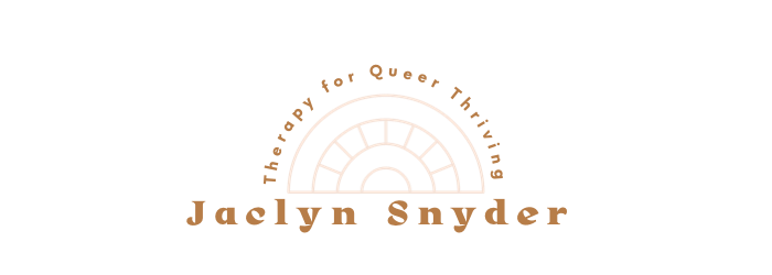 Jaclyn Snyder, Therapy for Progressive Couples and Individuals